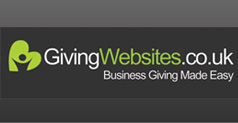 giving website logo